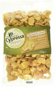 Cypressa – Roasted and Salted Broad Beans