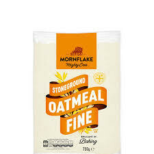 Mornflake Mighty Oats – Stoneground Oatmeal Fine