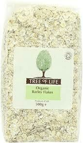 Tree of Life – Organic Barley Flakes
