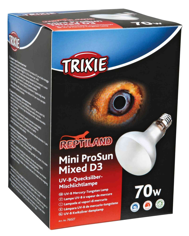 Kwikdamplamp ProSun Mixed D3