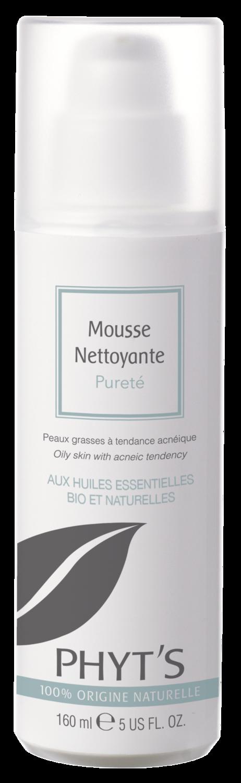 Mousse nettoyante Pureté