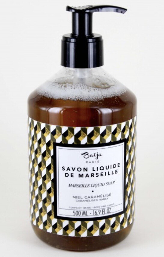 Savon liquide de Marseille Mains et Corps Festin Royal, 500ml