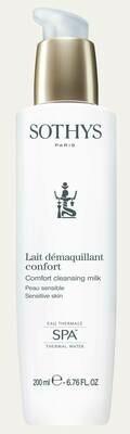 Lait démaquillant Confort - Peaux sensibles - SANS parfum