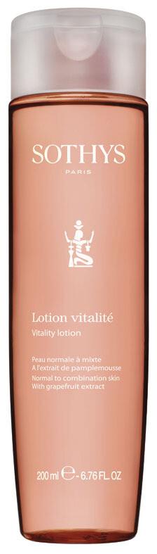 Lotion Vitalité - Peaux normales à mixtes