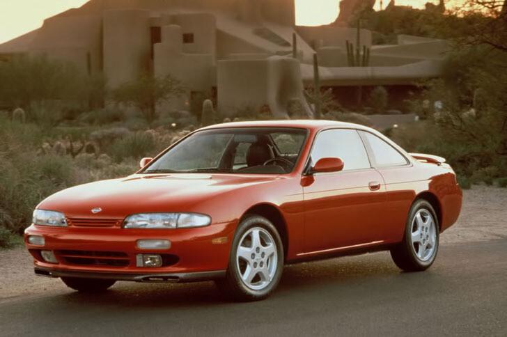 NISSAN Silvia / 240sx / 200sx (S14) 1994-1999