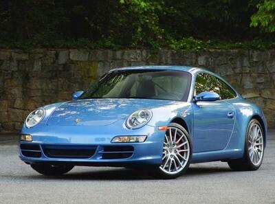 PORSCHE 911 (997) Carrera  2005-2012