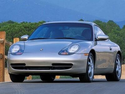 PORSCHE 911 (996) Carrera, Targa 1997-2006