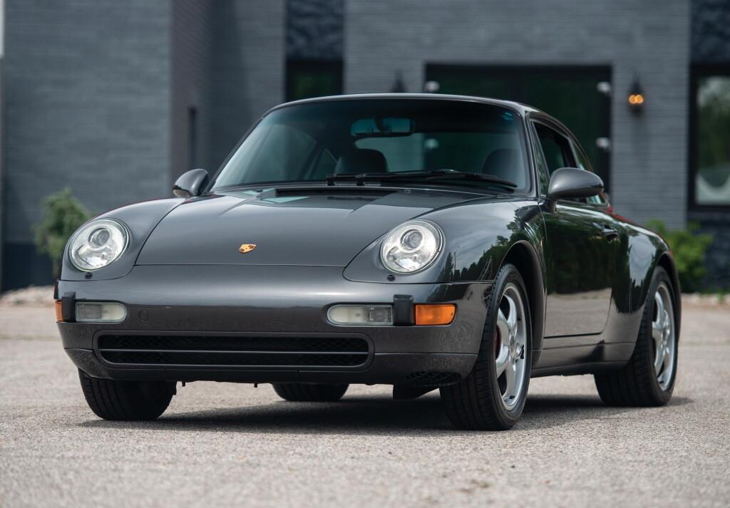 PORSCHE 911 (993) Carrera 1993–1998