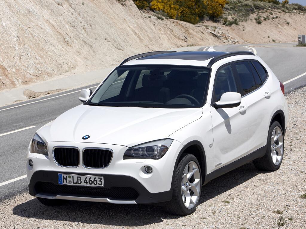 BMW X1 (F48, F49) 2015-