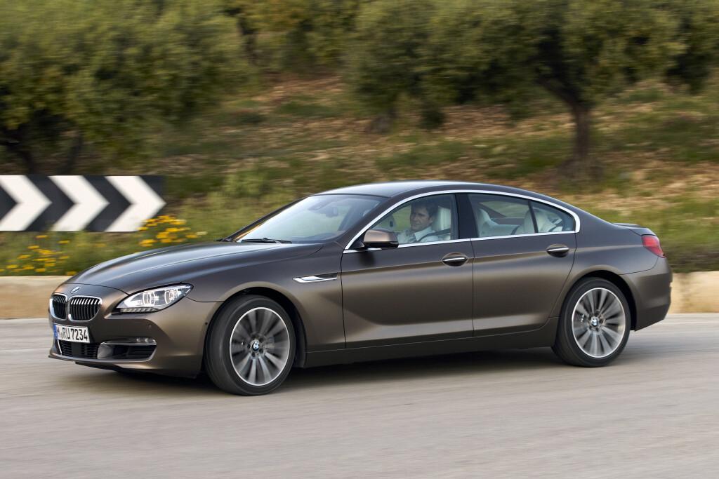 BMW 6 (F06) Gran Coupé 2012–2018