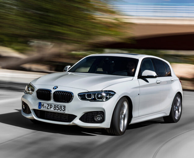 BMW 1 (F20, F21) 2011-2019