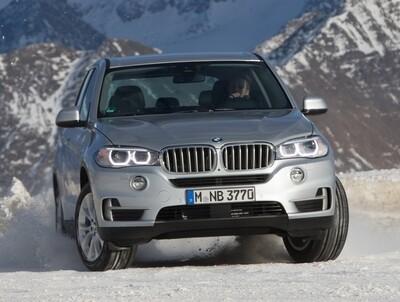 BMW X5 (F15) 2013-2018