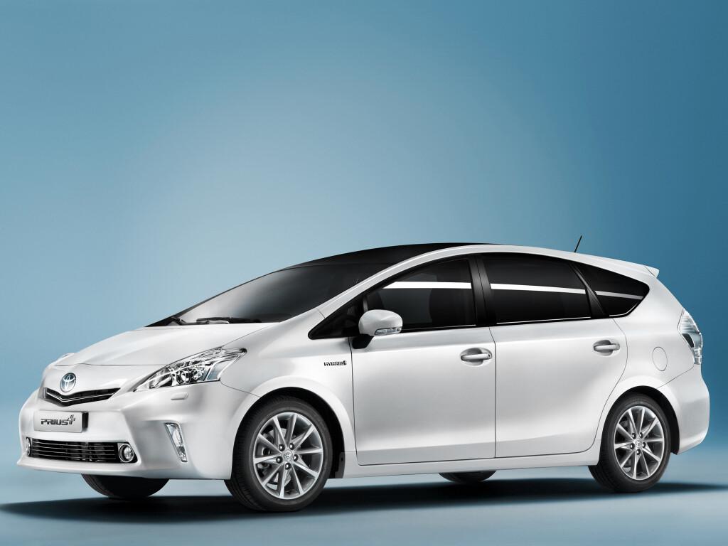 TOYOTA Prius+ (ZVW40) 2012-