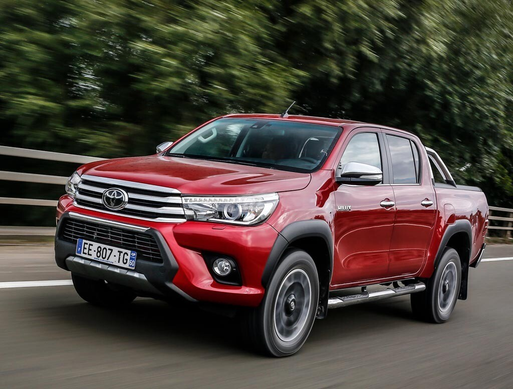 TOYOTA Hilux 2015-- (Europe & General)
