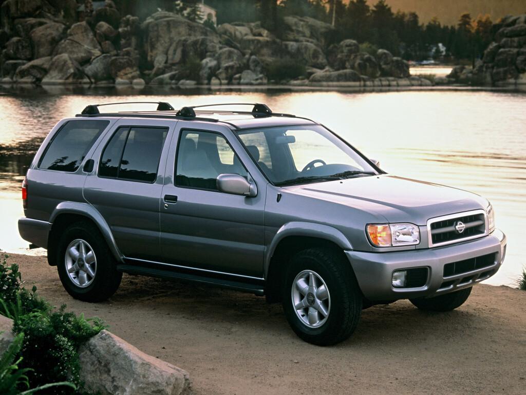 NISSAN Pathfinder/Terrano (R50) 1997-2004