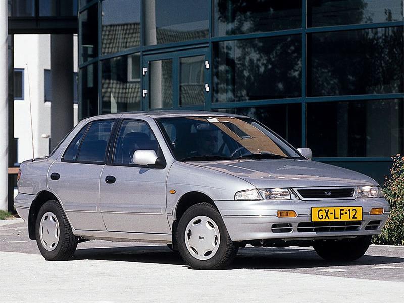 KIA Sephia (FB) 1992-