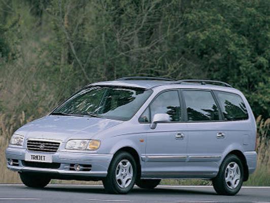 HYUNDAI Trajet (FO) 1999-2008