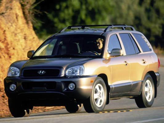 HYUNDAI Santa Fe (SM) 2000-2006 Santa Fe Classic 2007- (ТАГАЗ)