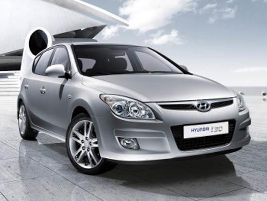 HYUNDAI i30cw (FDe)/Elantra Touring 2008–2012