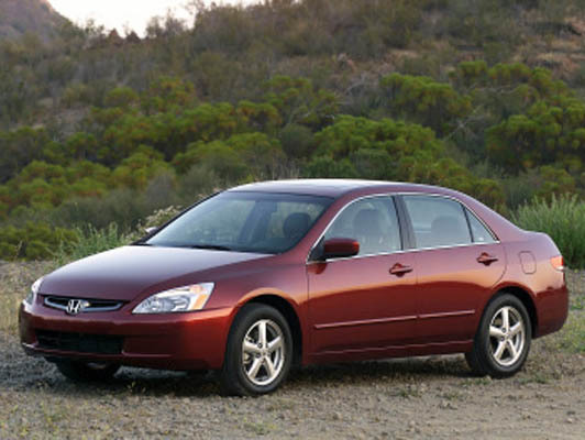 HONDA Accord VII USA (UC) 2002-2007