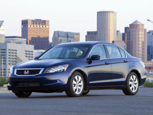 HONDA Accord VIII USA (CP, CS) 2008-2012