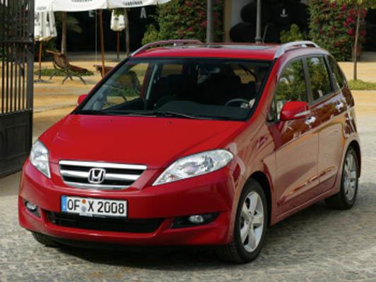HONDA FR-V 2004-2009