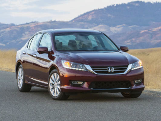 HONDA Accord IX (CR2, CR3) 2013-