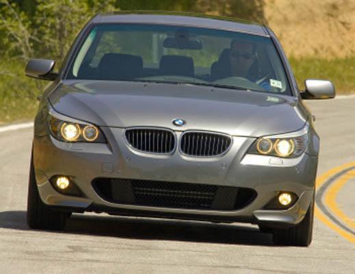 BMW 5 (E60, E61) 2003-2010