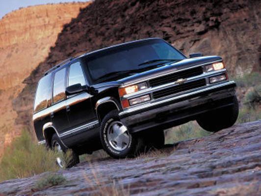 CHEVROLET Tahoe 1995-2000