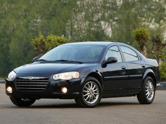 CHRYSLER Sebring (JR_ST), DODGE Stratus 2001-2007