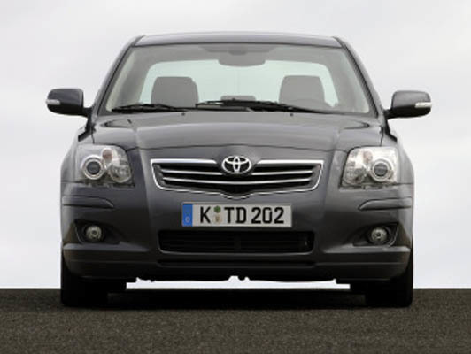 TOYOTA Avensis (T250) 2003–2008