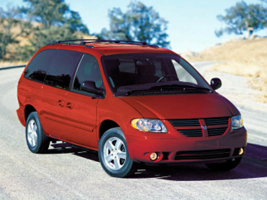 CHRYSLER Voyager, DODGE Caravan 2001-2007