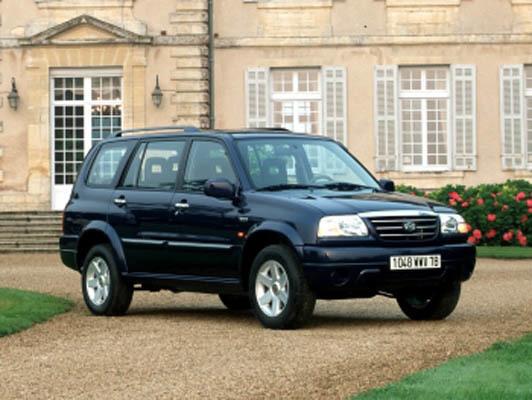 SUZUKI Grand Vitara XL-7 (JA) 2001-2006