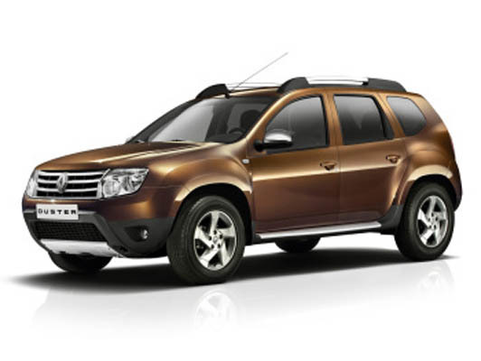 RENAULT Duster (X79) 2009-