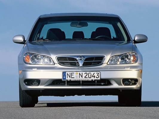 NISSAN Maxima QX (A33) 2000-2006