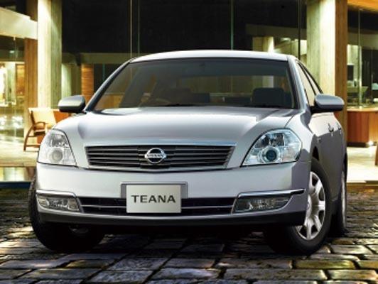 NISSAN Teana (J31) 2006-2008