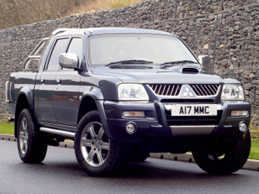 MITSUBISHI L200 (K6#, K7#) 1996-2006