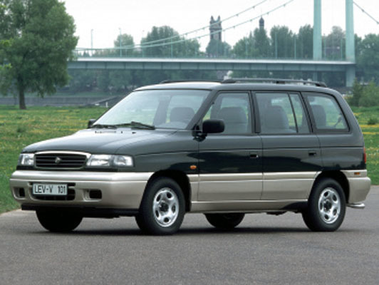 MAZDA MPV (LV) 1990–1999