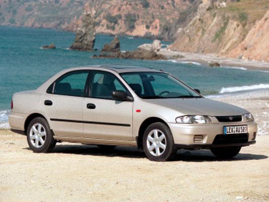 MAZDA 323 (BA) 1994–2000