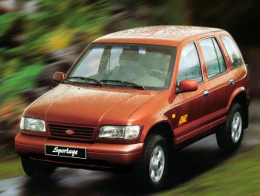 KIA Sportage I (AL) 1993-2004