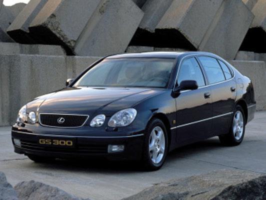 LEXUS GS300/430 (S160) 1997-2005