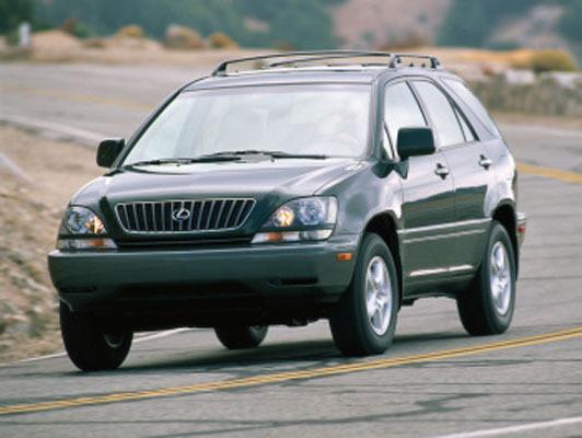 LEXUS RX300, RX330, RX350 1999-2003