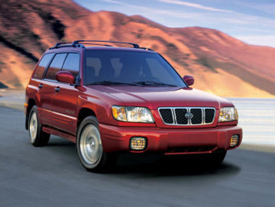 SUBARU Forester (SF) 1996-2002