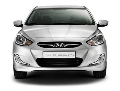 HYUNDAI  Solaris (RB), Accent 2010-2014
