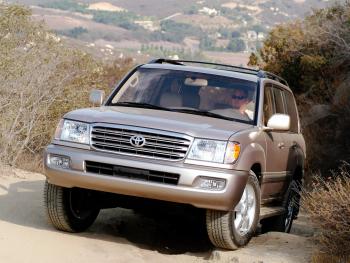 TOYOTA Land Cruiser (100), LEXUS LX470 1998-2007