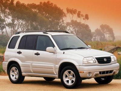SUZUKI Grand Vitara / Escudo (SQ) 1998-2005