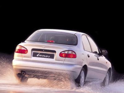 DAEWOO Lanos (T100) ZAZ Sence ZAZ Chance 1997-2000