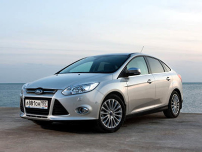 FORD Focus III 2010-