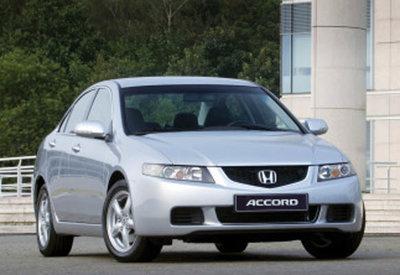 HONDA Accord VII (CL, CM) 2002-2008