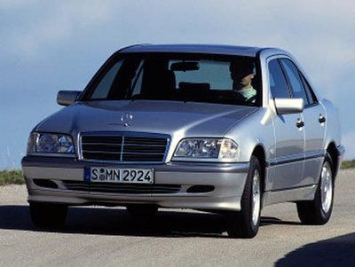 MERCEDES-BENZ C-Klasse (W202) 1993–2000